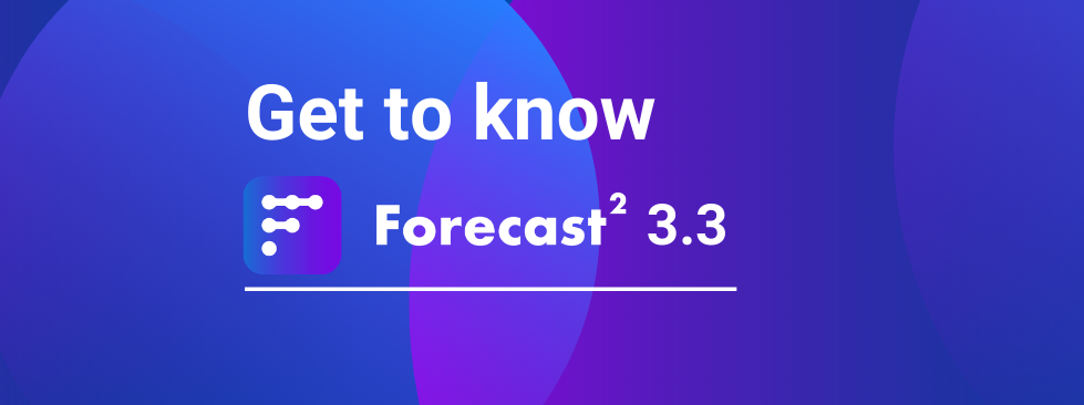 Get to know FORECAST² 3.3